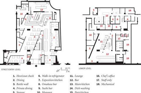 Floor Plan - Detail - Diagram