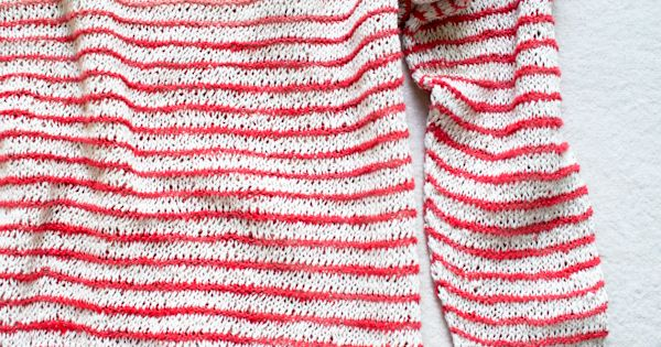 Laura's Loop: Striped Summer Shirt - The Purl Bee - Knitting Crochet Sewing