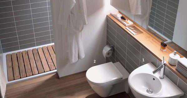 petite salle de bain  Salle de bain  Pinterest ...