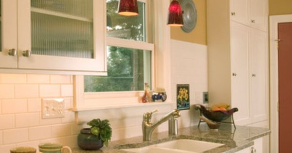Ballard Bungalow Kitchen Remodel Idea For South Wall Why