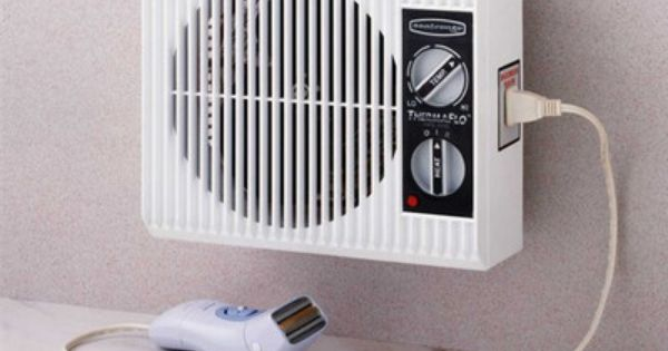 Off The Bed Bathroom Electric Fan Wall Mounted Heater Wall Mounted Heater Bathroom Heater Heater