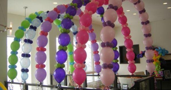 Decoracion con globos para fiestas infantiles paso a paso for Decoracion de globos para fiestas infantiles paso a paso