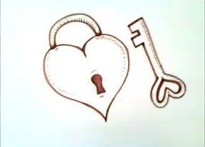 Resultado De Imagen De 365 Bocetos Dibujos Faciles De Amor Dibujos Faciles De Corazones Bibujos A Lapiz