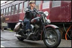 Indiana Jones Y El Reino De La Calavera De Cristal 2008 Harley Davidson Softail Springer Indiana Jones Softail Springer Harley