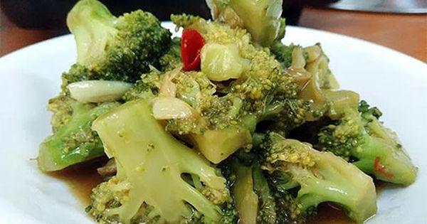 Simply The Best Broccoli Foodondeal Healthy Delicious Amazing Tasty Yummy Tasty Thai Broccoli Stir Fry Broccoli