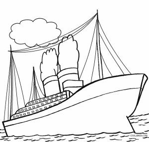 Printable Titanic Coloring Pages For Kids Coloring Pages Coloring Pages For Kids Cool Coloring Pages