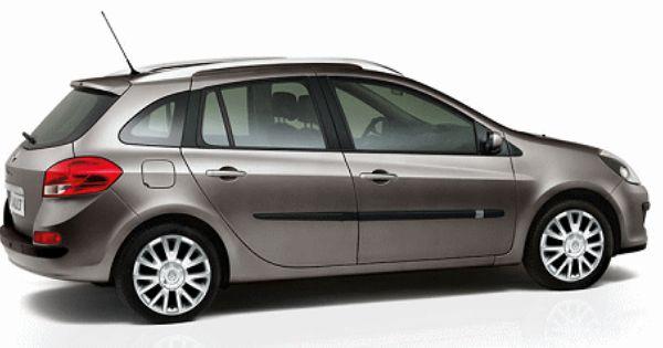 Renault Clio Grandtour 1 2 Clio Estate Renault Clio Renault