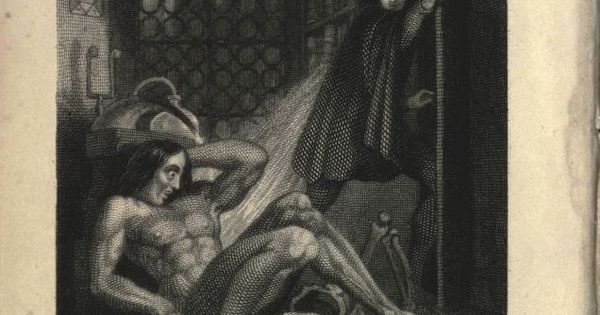 the portrayal of victor frankenstein as a modern prometheus in mary shelleys novel frankenstein An analysis of mary shelley's frankenstein, or, the modern prometheus, using  robert walton and victor frankenstein, are described as very ambitious, egotistical, and preferring male friendship over a romantic relationship with a woman  used in this thesis as a point of reference to how women typically were portrayed in the genre mary  4.