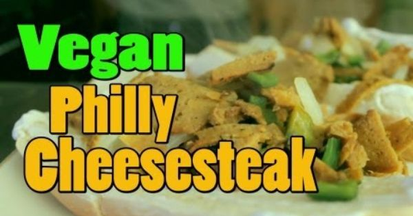 Vegan Cheesesteak Seitan No Killy Philly Cooking With The Vegan Zombie Youtube Vegan Zombie Delicious Vegan Recipes Lacto Vegetarian Recipe