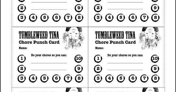 10 Editable Punch Card Templates Word Loyalty Card Template Card Template Card Templates