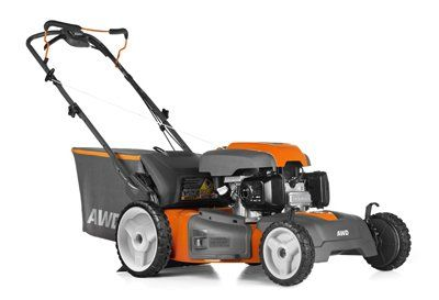 Husqvarna 961450021 Hu800awdh Honda 190cc 3 In 1 All Wheel Drive 4x4 Hi Wheel Mower In 22 Inch Best Lawn Mower Gas Lawn Mower Lawn Mower