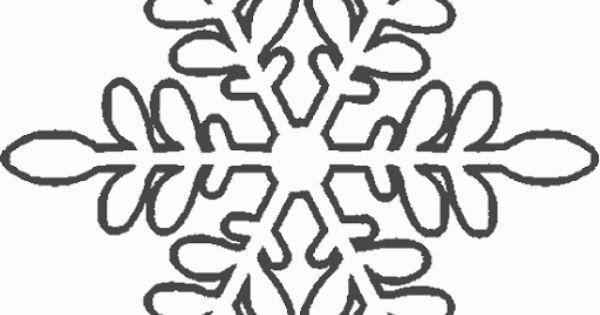 Christmas stencil templates christmas decorations 3doodler - Copos de nieve manualidades ...