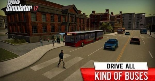 Bus Simulator 17 Apk V1 7 0 Mod Money Unlocked Android Game