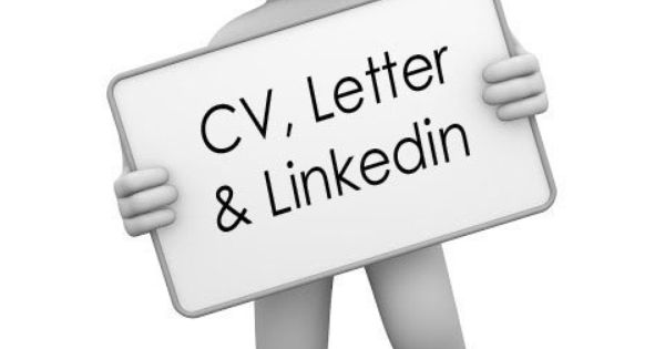 CV, Linkedin and Cover Letter Interview-winning professional CV - job acceptance