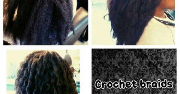 Crochet Braids Base : Crochet braids, Sew ins and Braids on Pinterest