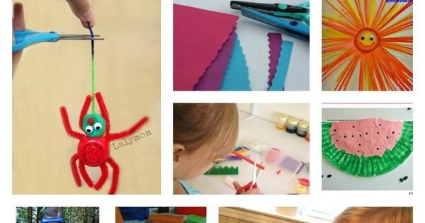 Ultimate Guide to Cutting Activities for Preschoolers and Kindergartners - Tips, Tricks,