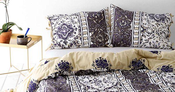 magical thinking housse de couette motif boh me ray. Black Bedroom Furniture Sets. Home Design Ideas