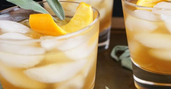 how to make honey syrup for cocktails