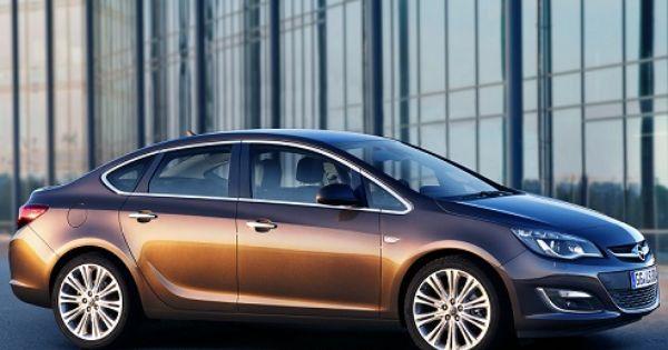 Opel Astra Sedan 2012 Opel Sedan Vauxhall Corsa