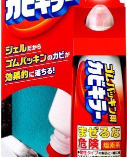 ゴムパッキン用カビキラー パッキン パッキン カビ カビキラー