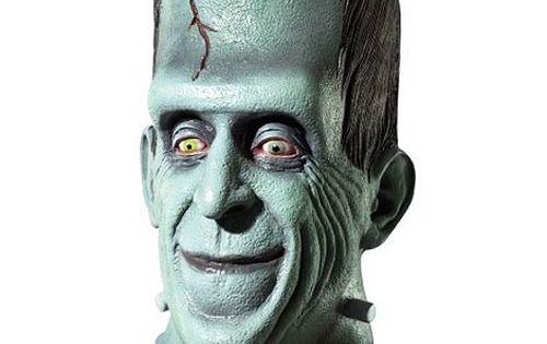 The Munsters Herman Munster Overhead Latex Mask Herman Munster Halloween Masks And Halloween