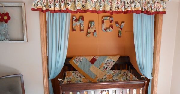 Crib In A Closet Miss Macy Pinterest Nursery Babies And Baby Crib