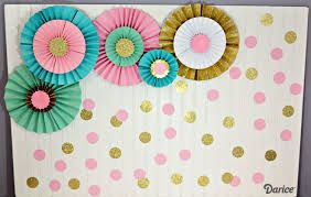 Image Result For Wedding Paper Fan Set Party Pinwheels