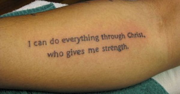 Bible Verse Tattoo On Hand Http Tattooeve Com The Bible Inked