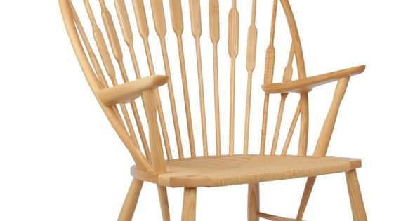 Hans Wegner Peacock Chair Reproduction Instrumental