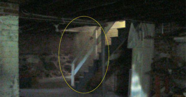 See Paranormal Phenomena Caught on Camera Basements