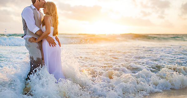 hard rock punta cana wedding. {isabella + luke} intimate portraits. trash the