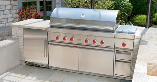 Kitchen Appliances Made In The Us ~ Outdoor grill grills sub zero wolf