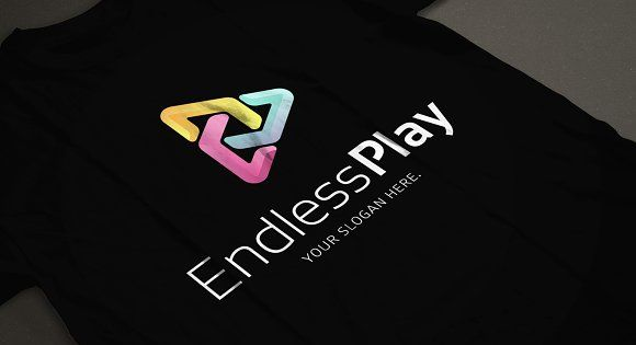 Endless Play Logo – simple and modern style