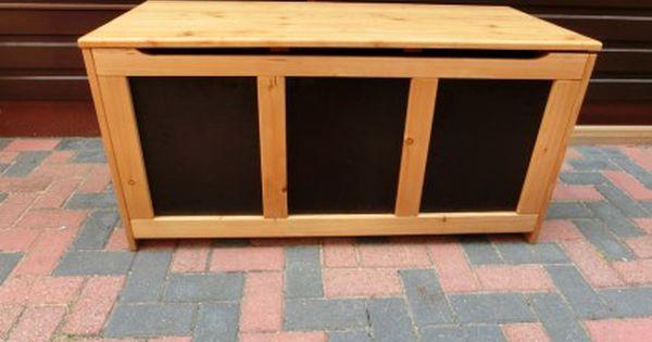 Auflagenbox Selber Bauen Holzwerkerblog Com Auflagenbox Selber Bauen Larchenholz