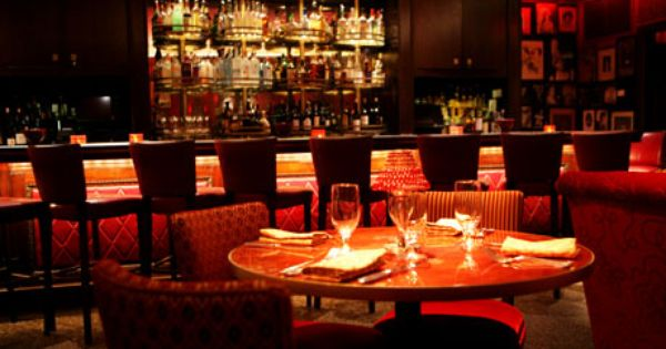 Strip House Steak Love The Old School Vibe In This Place Nyc Best Steakhouse I New York Nyc
