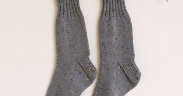 Knit Socks Sock And Knits On Pinterest