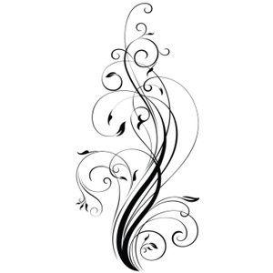 Naklejka Dekoracyjna Wys 115 Cm Sze 54cm 500448038 Aukcje Internetowe Allegro Tribal Tattoos Clothes Design Swirls