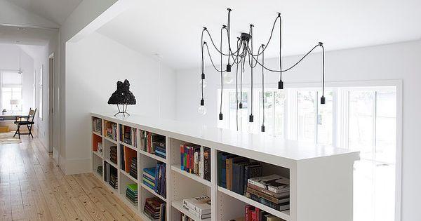 treppe flur b cherregal h user pinterest. Black Bedroom Furniture Sets. Home Design Ideas