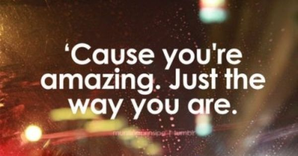 The way you are just the way and bruno mars on pinterest