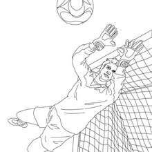 Many Soccer Coloring Pages To Print Com Imagens Colorir Online