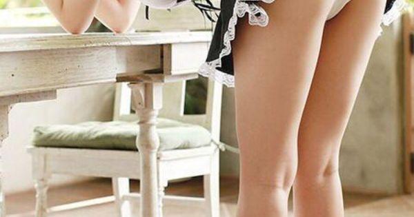 Maid bent over . | Mini skirts | Pinterest | Maids ...