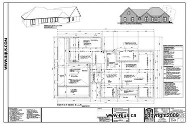Ontario Bungalow Two Storey House Plans Page 2 Two Storey House Plans Custom Home Plans House Plans