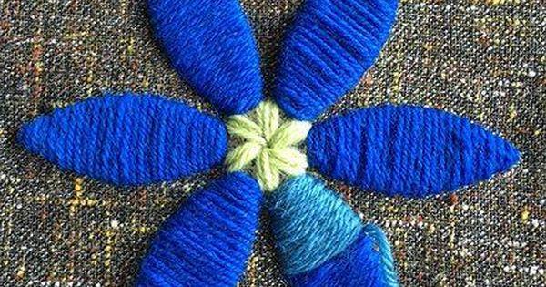 Pin By Dorota Kalinowska On Haft Plaski Itp Crewel Embroidery Crewel Embroidery Kits Wool Embroidery