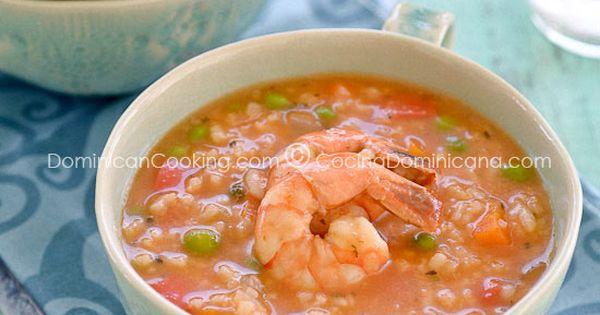 Rice  Seafood and Shri...