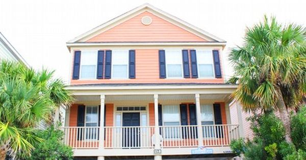 Breakers Edge Surfside Beach Vacation Rental Home Beach Vacation Rentals Myrtle Beach Rentals House Rental