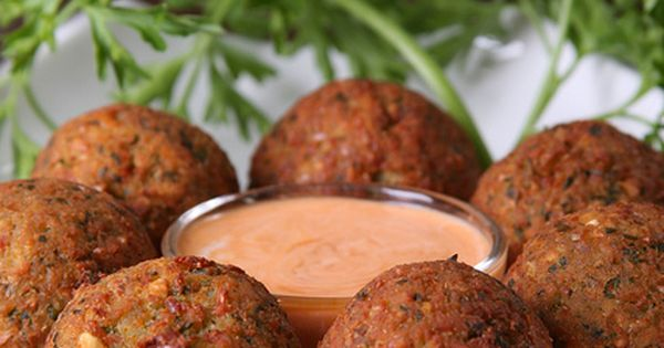 Olives for Dinner | Vegan Recipes and Photography... spicy fava bean falafel
