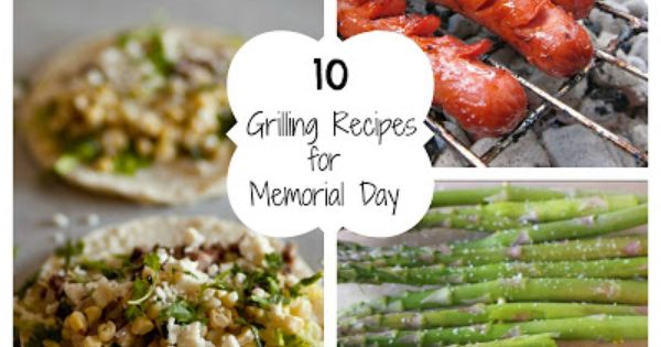 healthy memorial day bbq menu