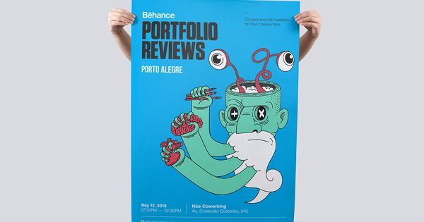 Behance Portfolio Reviews Porto Alegre 2016 On