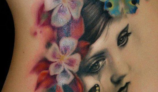 Ink by Giuliano Cascella