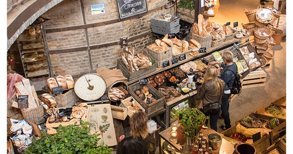 Retail Design | Food & Grocery Display | Organic Stores | Magasin